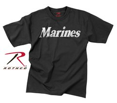 Rothco Marines Reflective Grey P/T T-Shirt | Discontinued
