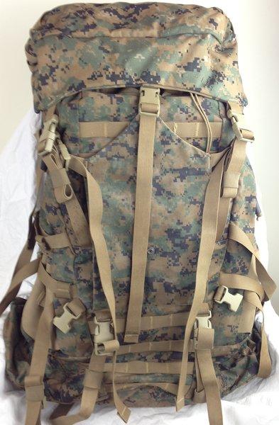 Usmc Marpat Ilbe Main Pack Backpack 8465015158620
