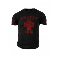 Throat Punch Black T-Shirt