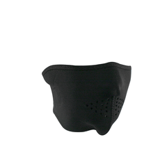 Half Face Mask - Black