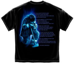 Fireman's Prayer T-Shirt