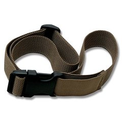 USMC Nylon Leg Strap | Coyote Brown | NEW