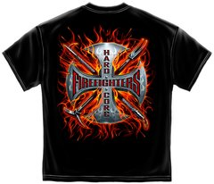 Hard Core Firefighter T-Shirt