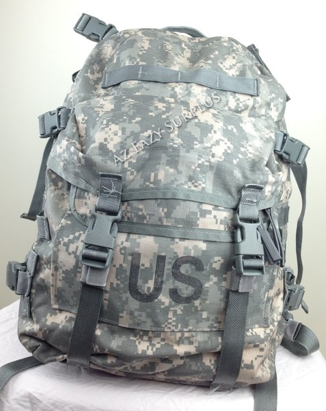 Us Military Issue Molle Ii Acu 3 Day Assault Pack