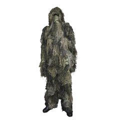 CAMOUFLAGE GHILLE SUIT
