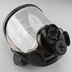 3M Full Face Respirator   US Gas Mask