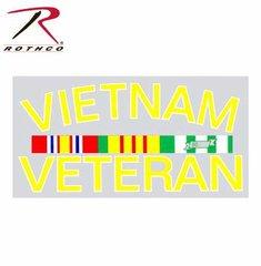 Rothco Vietnam Vet Decal