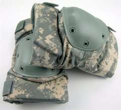 Kneepads, ACU Pattern, RFI Issue, Medium New