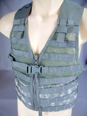 MOLLE II Fighting Load Carrier Vest | ACU | USED