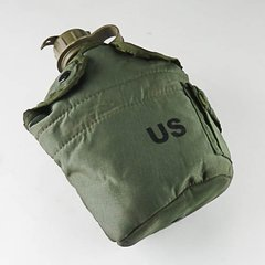 LC-2 Olive Drab Canteen Cover - 1 QUART | Used