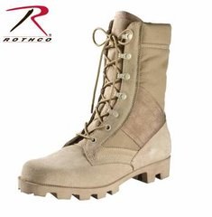 Rothco G.I. Type Speedlace Desert Tan Jungle Boots