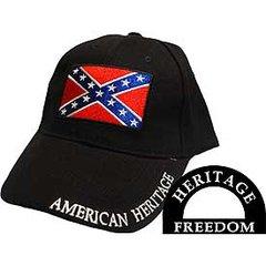 CONFEDERATE FLAG CAP