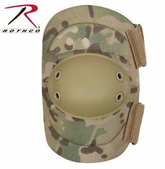 Rothco Multicam Tactical Protective Gear - Elbow Pads | 11067