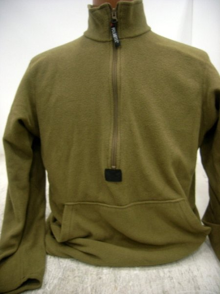 USMC Coyote Polartec Fleece Pullover | Medium 8415015030761 ...