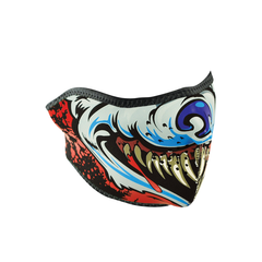 Neoprene Half Face Mask - The Wolf - DISCONTINUED