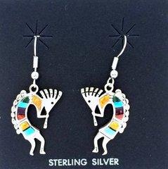 Silver Color Kokopilly Earring