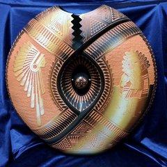 Acoma Red Pottery