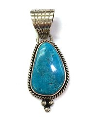 Turquoise Small Pendant