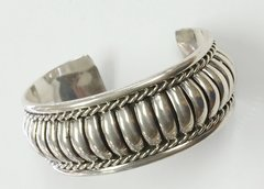 Silver Bracelet by Thomas Charley