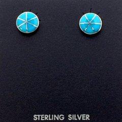 Stud Turquoise Earring