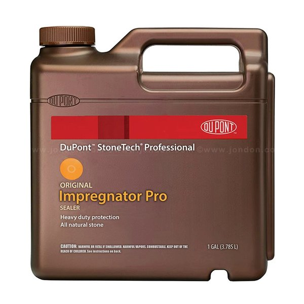 Dupont stonetech impregnator pro leon cleaning supply for Dupont heavy duty exterior sealer