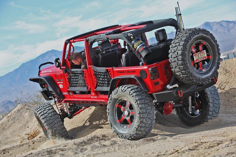 Doetsch Off-Road Custom Jeep Builds | Doetsch Off-Road
