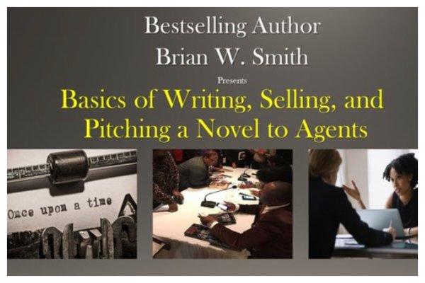 Basics of Writing, Selling, and Pitching a Novel (Webinar)