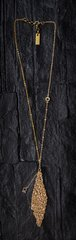 Chainlace Long Necklace