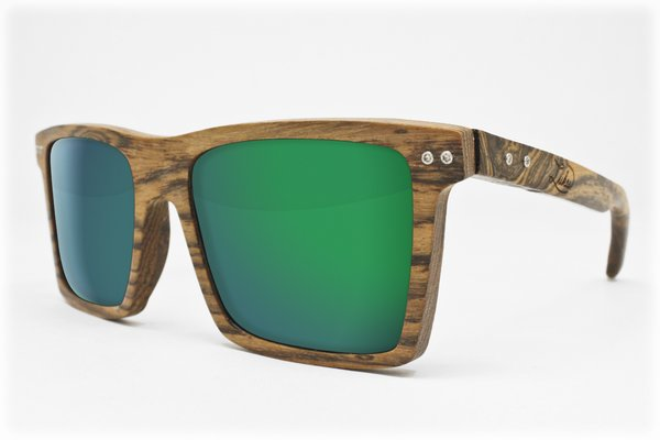BOCOTE FRAMES: FOREST GREEN