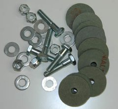 Bolt & Locknut Joints-3 Bear Set