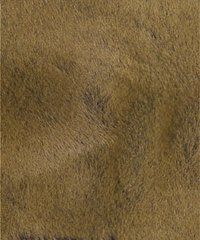 syn33 - Dark Brown Underfur with Brown Tips French Faux Fur