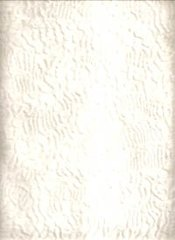 S116 - Wavy White Synthetic