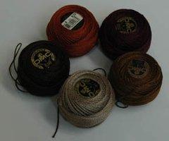 Perle Cotton Balls - #5
