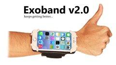 Exoband v2.0: Wristband