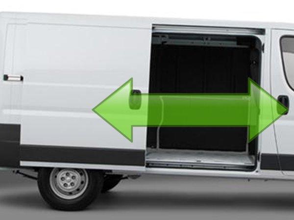 Dodge Ram Promaster Power Sliding Door Power Door And