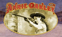 Jim Bowie, Judge Roy Bean, Fury, and Annie Oakley Old Time T.V. Show Bundle