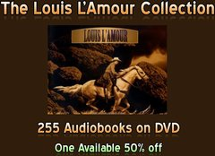 Louis L'Amour 255 Audiobook Classics