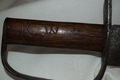 D-Guard Confederate Knife