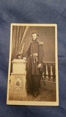 CDV Captain F. Ogilby 15 US Infantry