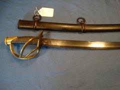 1840 CAVALRY SWORD - Ames