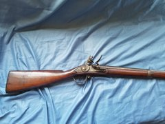 RESTOCKED FRENCH MUSKET
