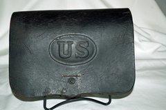 1864 69 Cal Cartridge Box