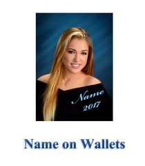 Name on wallets (per pose)