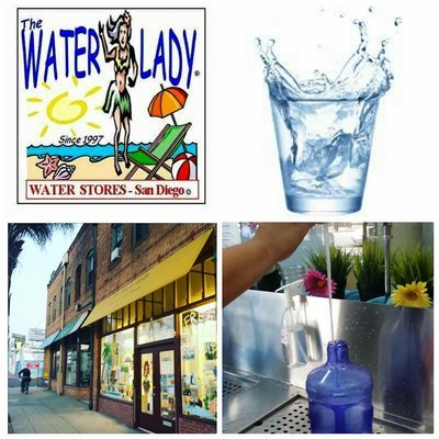 The Water Lady Water Store