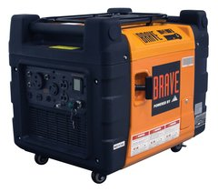 BRAVE 4100 watt remote start EFI inverter generator with SHIPPING INCLUDED to freight terminal