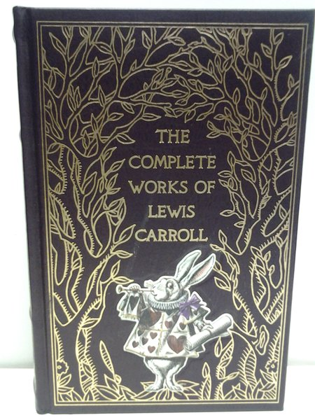 the works of lewis carroll essay The sampling of links below will provide you with a starting point for research about lewis carroll, his works, his life, and his time these links should provide you.