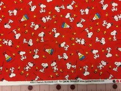 Snoopy by Quilting Treasures