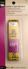 Dritz Quilter's Tape Measure