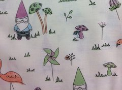 Gnome Matter What - Gnomes by Alicia Jacobs for Ink & Arrow