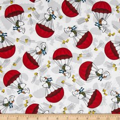 Quilting Treasures Snoopy Flying Ace